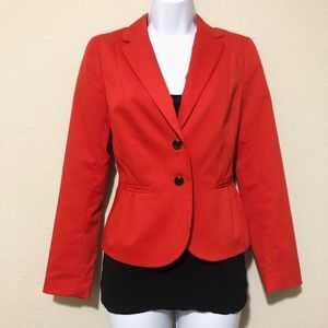 H&M Jackets & Coats - H&M Red Blazer